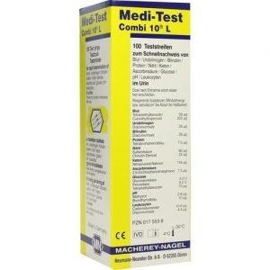 Medi-Test urine strips Combi 10