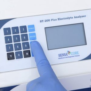 Electrolyte Analyzer ST200 Plus (Chinese)