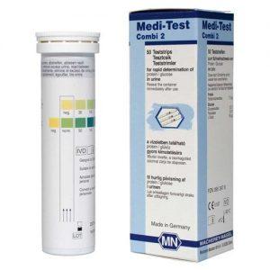 Medi-Test urine strips Combi 2