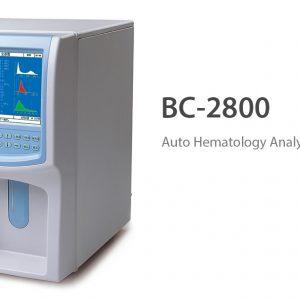 Hematology Analyzer BC – 2800 (Mindray -Chinese)
