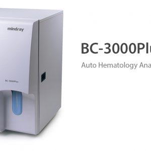 Hematology Analyzer BC-3000Plus  (Mindray -Chinese)