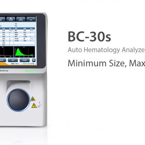 Hematology Analyzer BC - 30S (Mindray -Chinese)