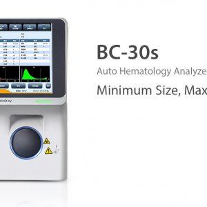Hematology Analyzer BC - 30S (Mindray -Chinese)