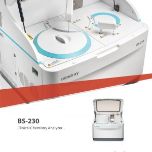 Automatic Chemistry Analyzer BS- 230 Close System (Mindray- Chinese)