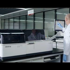 CL- 1000 i Chemiluminescence Immunoassay System (Mindray- Chinese)
