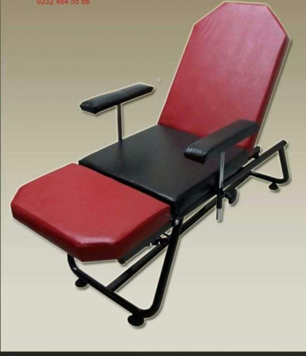 Schazlung sampler chair ( with fixed wheel)