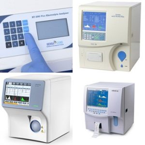 Hematology Analyzer for CBC Test