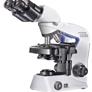 OLYMPUS CX23 BINOCULAR MICROSCOPE Made in Japan