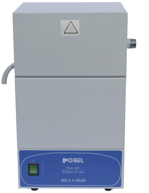 Water Distiller Pobel model desa 4 litre Spanish