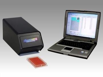 Elisa Plate Reader statfax Chromate 4300 (U.S.A)