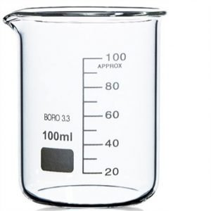 Glass Beaker 100 ml germany