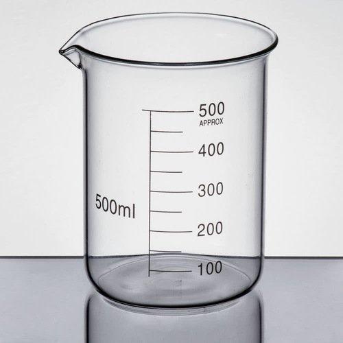 Glass Beaker 500 ml germany