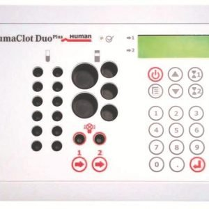 PT Detector Device Humaclot Duo Plus (Germany)