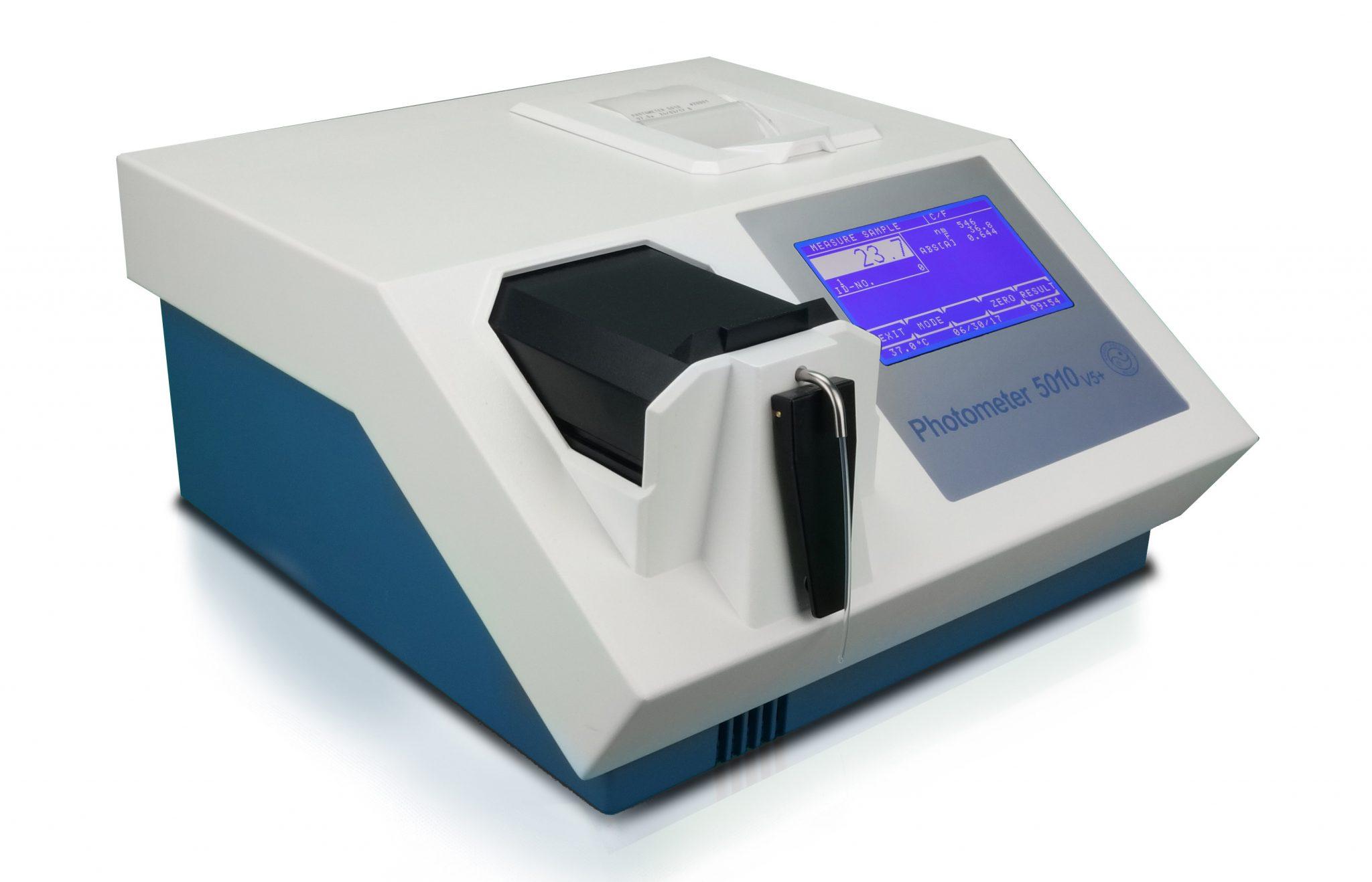 Chemistry Analyzer semi-auto Photometer 5010 (Germany)