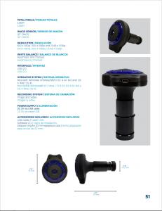 American Microscope Camera 3MB Velab VE_MC3