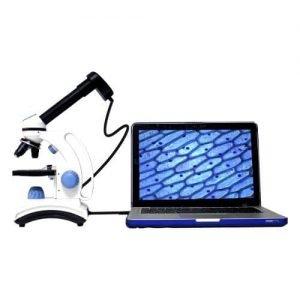 American Monocular Microscope (student) Velab X-ZOOMI DIGITAL