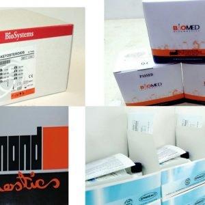Lab Kits/كيماويات معمل