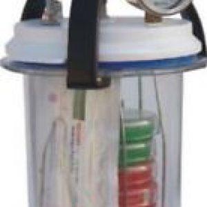 Anaerobic Jar 3.5 L Himedia