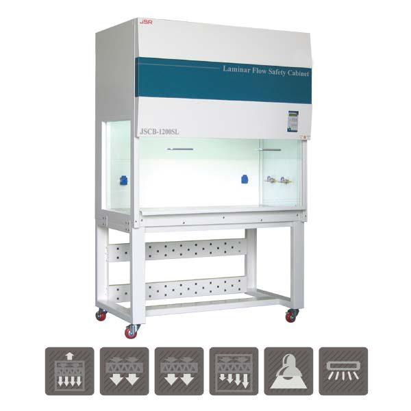 Safety Cabinet JSCB_1200SL made in Korea