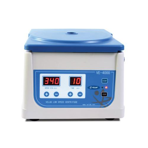 Digital Tabletop Centrifuge Velab VE-4000 made in USA
