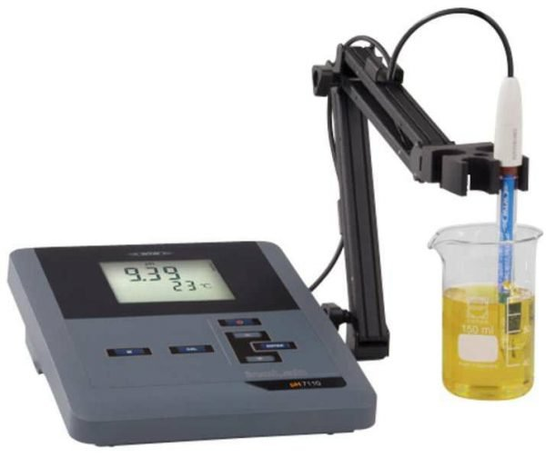 WTW Bench PH meter 7110 made in germany