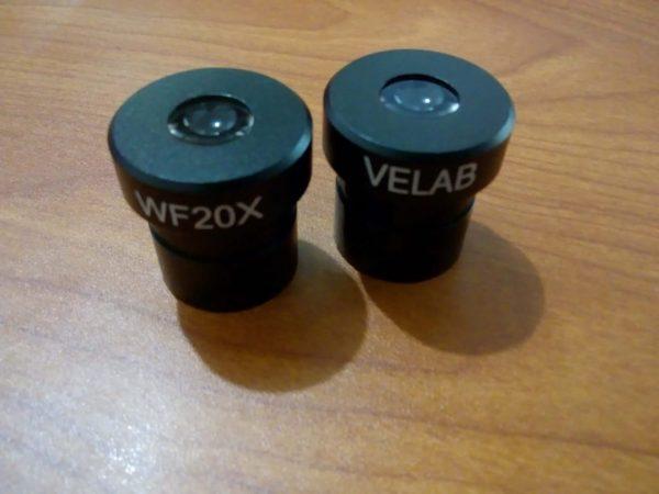 Eyepiece 20X Velab made in USA