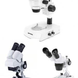 Stereo Microscopes/ميكروسكوبات فراغية