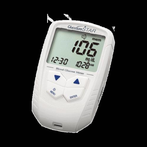 جهاز Select Plus Flex لقياس نسبة السكر Onetouch
